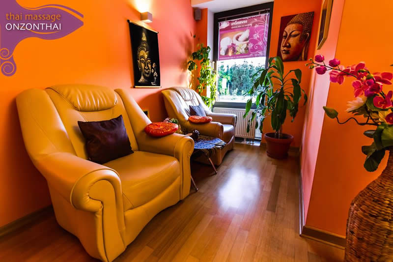Thai massage salon Onzonthai in Ljubljana