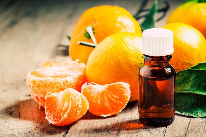 mandarinino olje