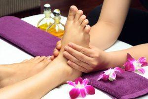 masaža nog